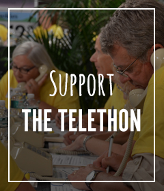 Friends Across the Mountains Telethon