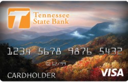Tennessee State Bank Cards