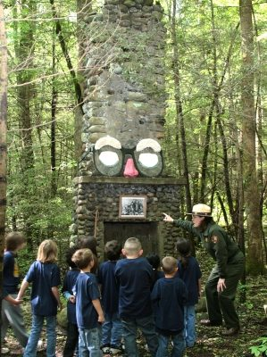 Parks as Classrooms in Great Smoky Mountains National Park