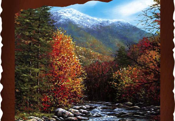 Autumn Path 2013 - Robert A. Tino