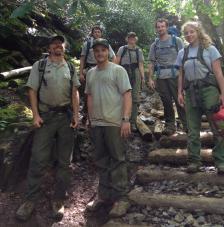 FOTS trail crew 2014