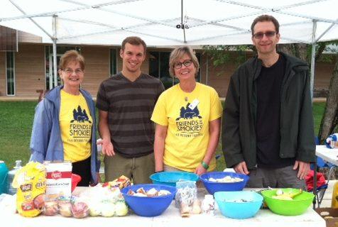 Gran Fondo Volunteers