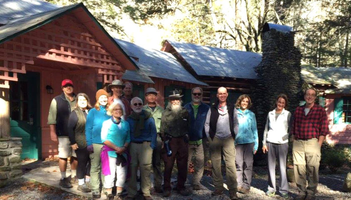 Classic Hike of Smokies Nov. 2015