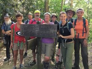 Mt Cammerer hike - 2016-09-14