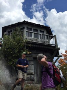 Mt. Cammerer Fire Tower