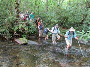 Caldwell Creek crossing