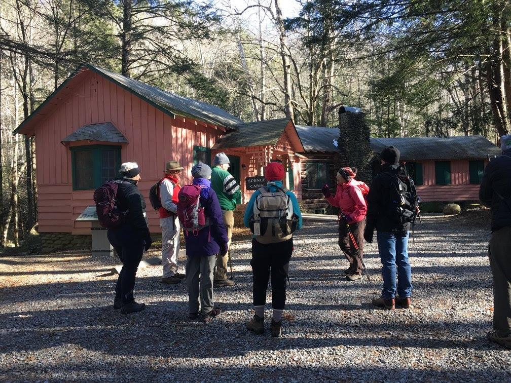 Spence Cabin in Elkmont