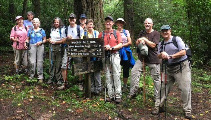 FOTS hiking group - Sept 2018