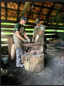 blacksmiths in GSMNP
