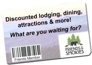 discounts-to-smoky-mountains-friends-of-smokies-membership-card