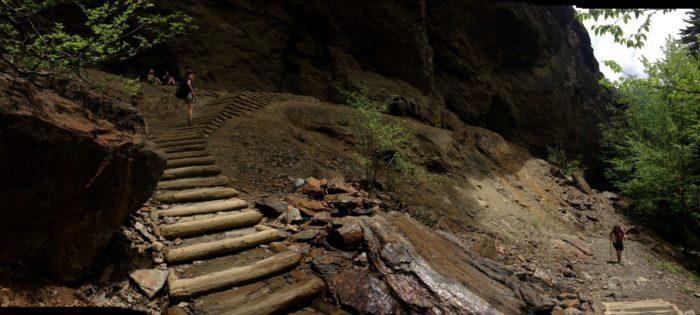 Alum Cave Bluff - photo by Julie Dodd