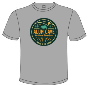 Alum Cave At-Home Adventure T-shirt