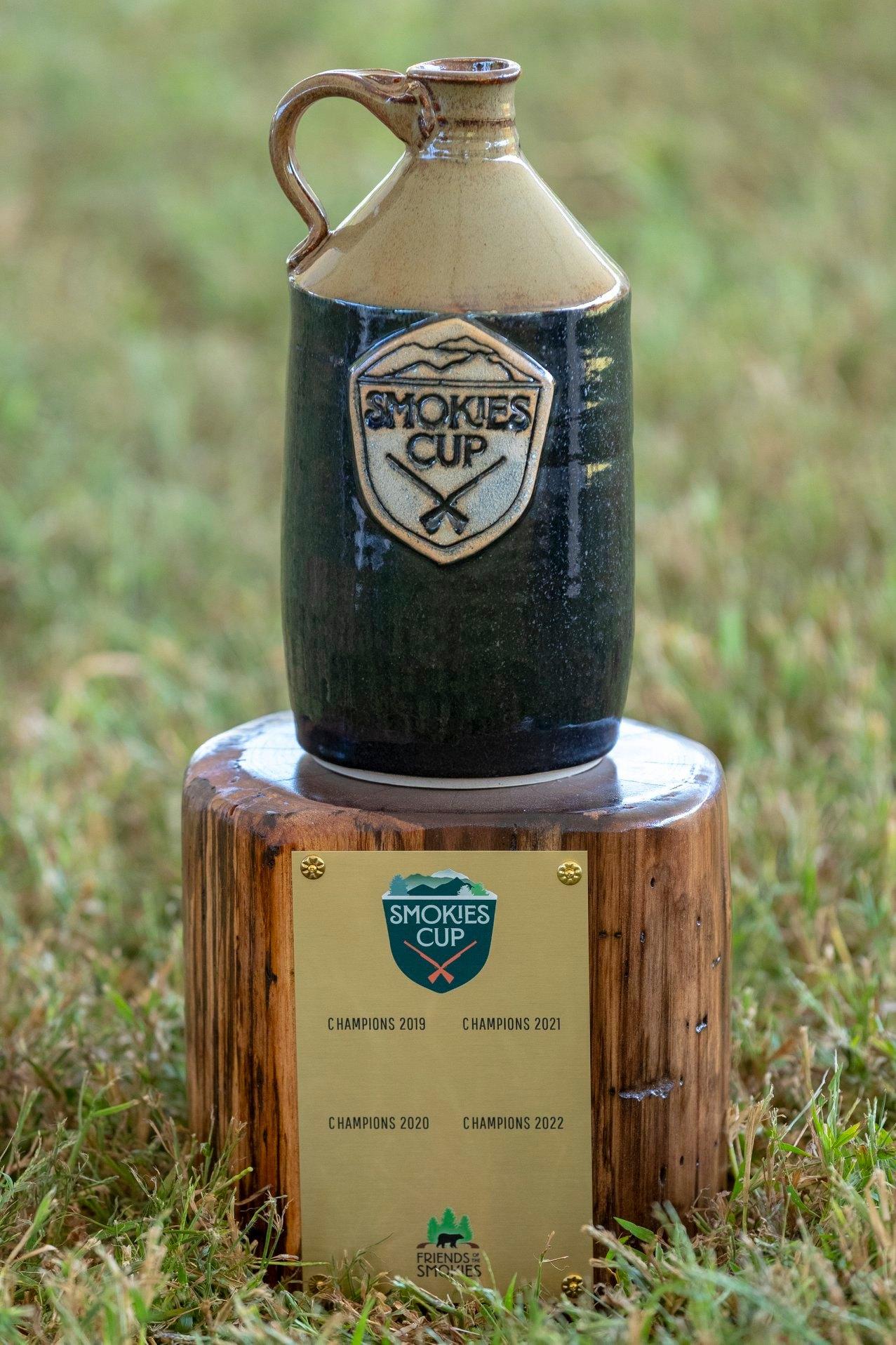 Smokies Cup 2019 award
