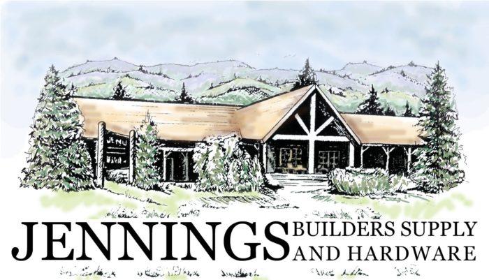 Jennings Building Supply and Hardware logo