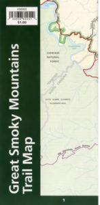 GSMNP Trail Map