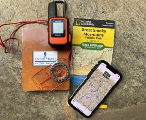 hiking navigation tools