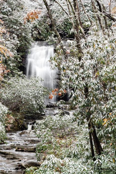 Meigs Falls - photo by Phoenix