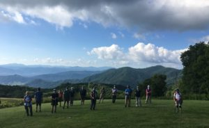 Classic Hike of the Smokies Purchase Knob, July 2020