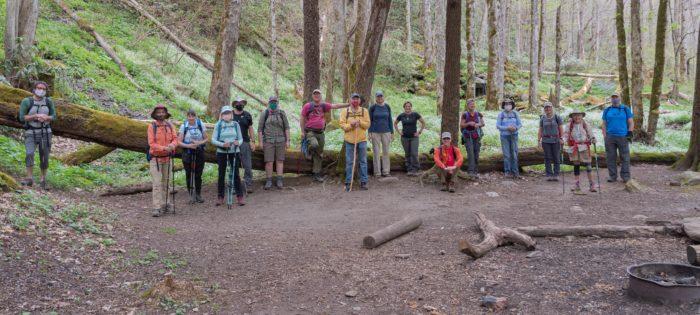 FOTS Big Creek group photo 2021