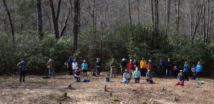 Mingus Creek group photo