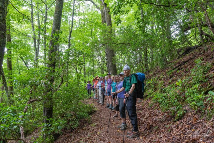 FOTS Classic Hikers - Smokemont 2021